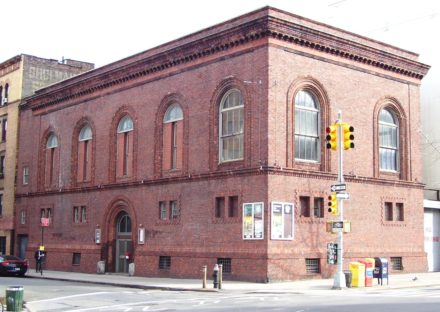 The Anthology Film Archives in New York City.