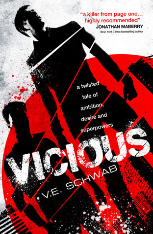 Cover for Vicious