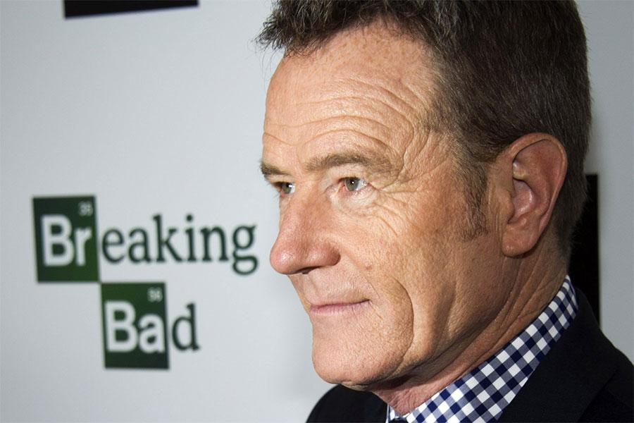 Will Bryan Cranston lose his Emmy to Matthew McConnaughey or Woody Harrelson?