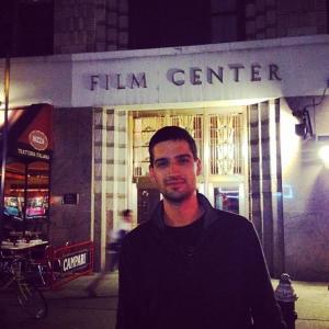 Pavel Kacerle, Digital Film Academy alum