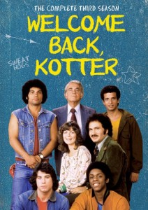 http://www.amazon.com/Welcome-Back-Kotter-Season-3/dp/B00T73AQ7I