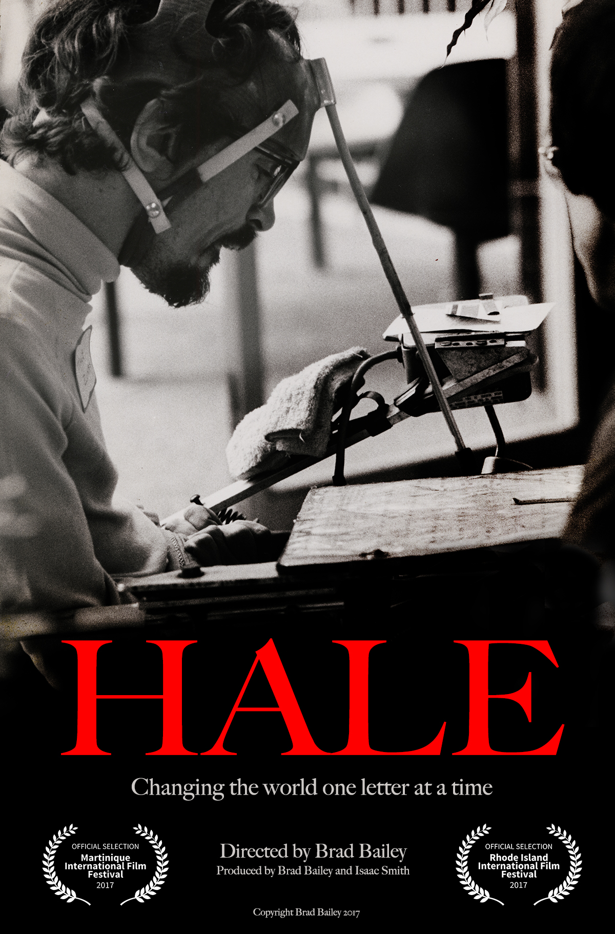 Hale documentary, Brad Bailey, Digital Film Academy graduate, Oscar winner
