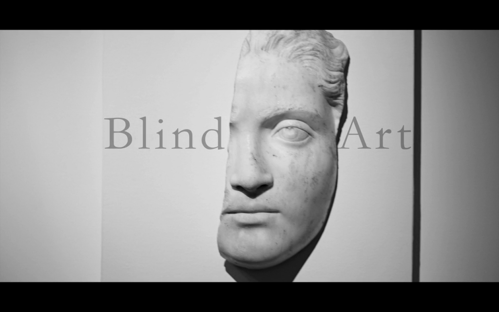 Blind Art short film by Robert Dominguez