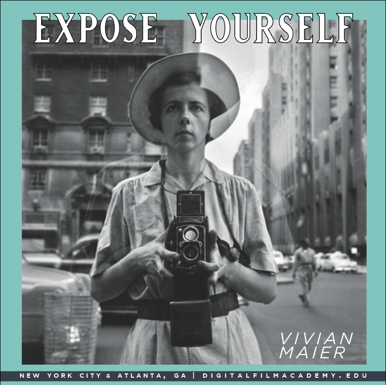 Vivian Maier Expose Yourself DF