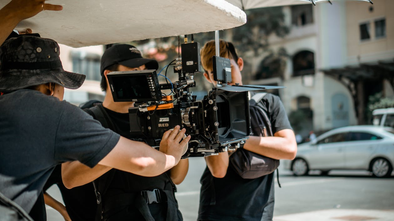 leadership in the camera department